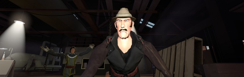 Wallaby The Stylish Gunslinger For Garry's Mod Image 1