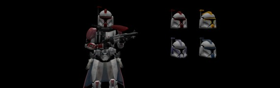 Enhanced Clonetroopers