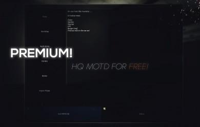 Blur MOTD For Garry's Mod Image 1