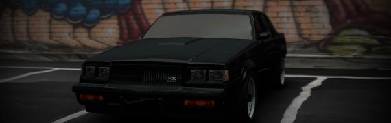 [PAC3] 1987 Buick Regal GNX