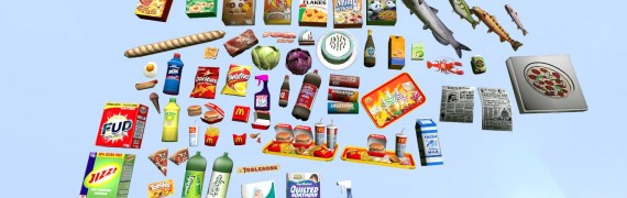 Food and household items v1.3