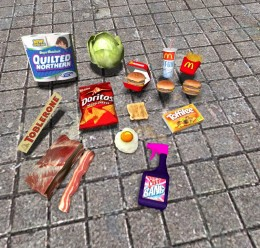 Food and household items v1.3 For Garry's Mod Image 2