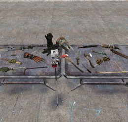 melee_weapons.zip For Garry's Mod Image 3