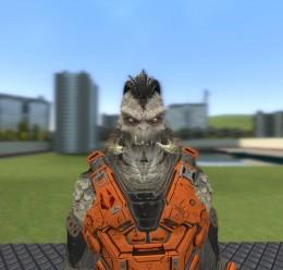 UT Skaarj Playermodel For Garry's Mod Image 1