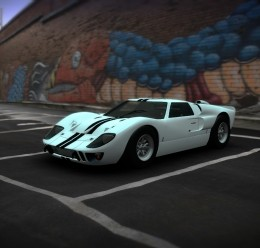 [PAC3] 1966 Ford GT40 Mk.II For Garry's Mod Image 1
