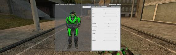 Halo Reach Spartan III PM/NPCs
