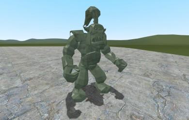Test model of ork For Garry's Mod Image 2