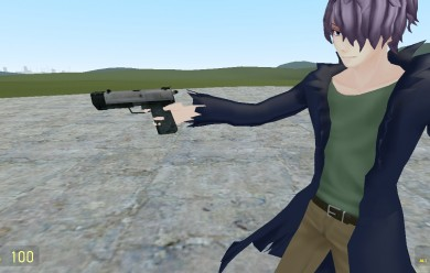 nonamepistol by matkart and up For Garry's Mod Image 1