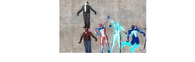 Comic Spider-Man skins V 2 hex For Garry's Mod Image 1
