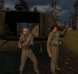 COD4 Pilots (Redux HL2 Faces) For Garry's Mod Image 3