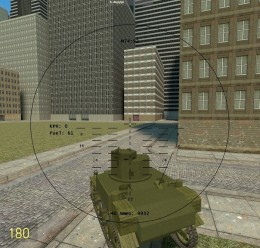 ACF M3 and M5 Light Tank For Garry's Mod Image 3