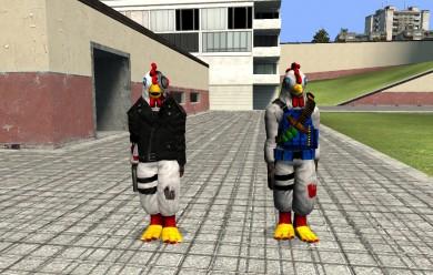 New Killing Floor Chickens ski For Garry's Mod Image 1