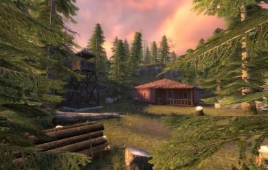 ttt_forest_final For Garry's Mod Image 1