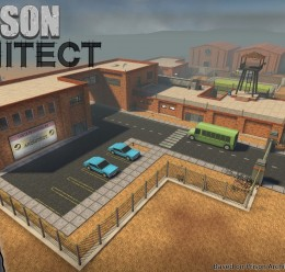 ttt_goldenplixprison_pak_v3 For Garry's Mod Image 1