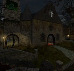 ttt_nightmare_church_final For Garry's Mod Image 1
