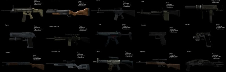 L4D2 Enhanced Weapons For Garry's Mod Image 1