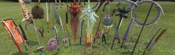 Soul Calibur Weapons PT.1.zip