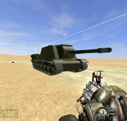 ISU 152 Oversized (130%) For Garry's Mod Image 1