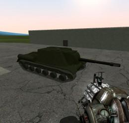 ISU 152 Oversized (130%) For Garry's Mod Image 2