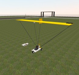 ACF Paramotor For Garry's Mod Image 1