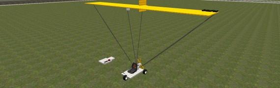ACF Paramotor