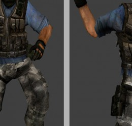 Fixed CSS playermodels For Garry's Mod Image 3