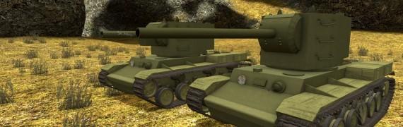 ACF KV2 Tank Pack