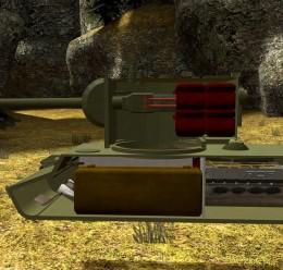 ACF KV2 Tank Pack For Garry's Mod Image 3