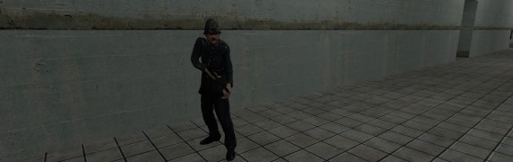 London Law Enforcement SNPCs