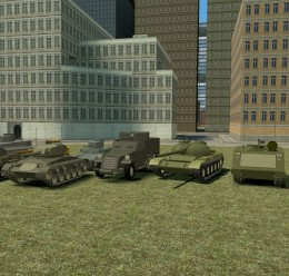 Dhg's 2016 ACF tank pack For Garry's Mod Image 2