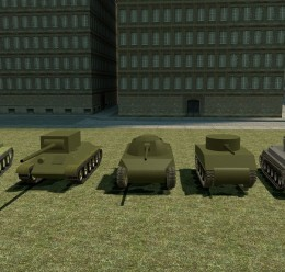 Dhg's 2016 ACF tank pack For Garry's Mod Image 3