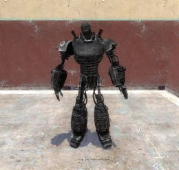 Liberty Prime Playermodel and  For Garry's Mod Image 1