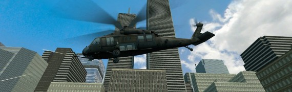 Helicopter snpc (NPC) V1