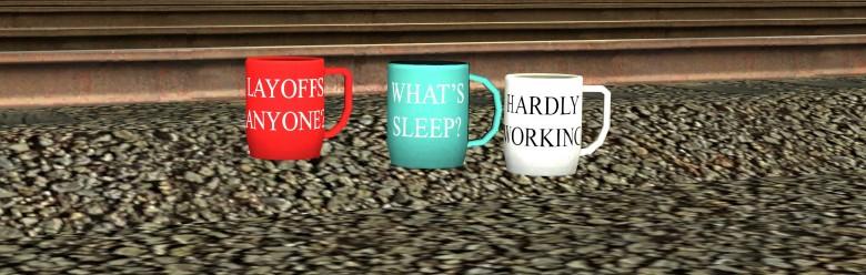HD CS_Office Coffee Mugs For Garry's Mod Image 1