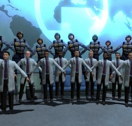 Black Mesa Humans Monsters 3 For Garry's Mod Image 1