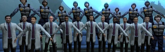 Black Mesa Humans Monsters 3
