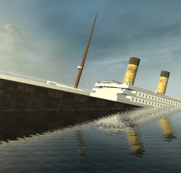 Phys titanic v3 reupload For Garry's Mod Image 1