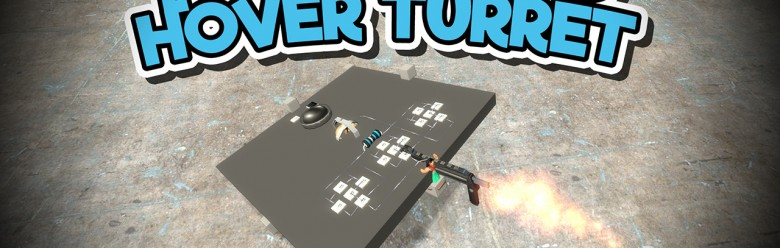 [Wire] Basic Hover Turret For Garry's Mod Image 1