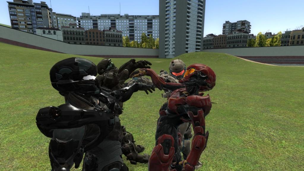 H5 Fireteam Osiris SpartanPack by SuperMario20 | garrysmods org