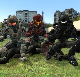 H5 Fireteam Osiris SpartanPack For Garry's Mod Image 2