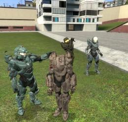 H5 Blue Team Spartan Pack For Garry's Mod Image 1