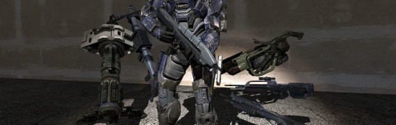 Halo 3 UNSC Weapons