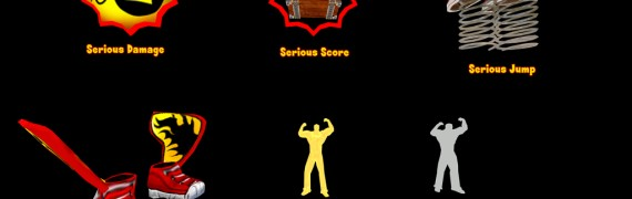 Serious Sam HD TSE PowerUps