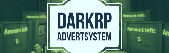 DarkRP Advert - NOT BILLBOARD