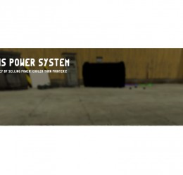 Bens Power System For Garry's Mod Image 1