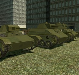 ACF T-60,T-70 and T-80 For Garry's Mod Image 2
