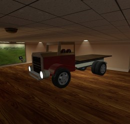 Flat Bed Truck For Garry's Mod Image 1