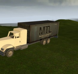 Cargo Truck For Garry's Mod Image 1
