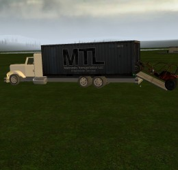 Cargo Truck For Garry's Mod Image 2