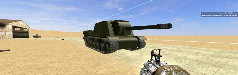 ISU 152 130% For Garry's Mod Image 1
